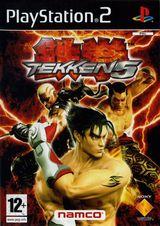 Jaquette Tekken 5