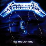 Pochette Ride the Lightning