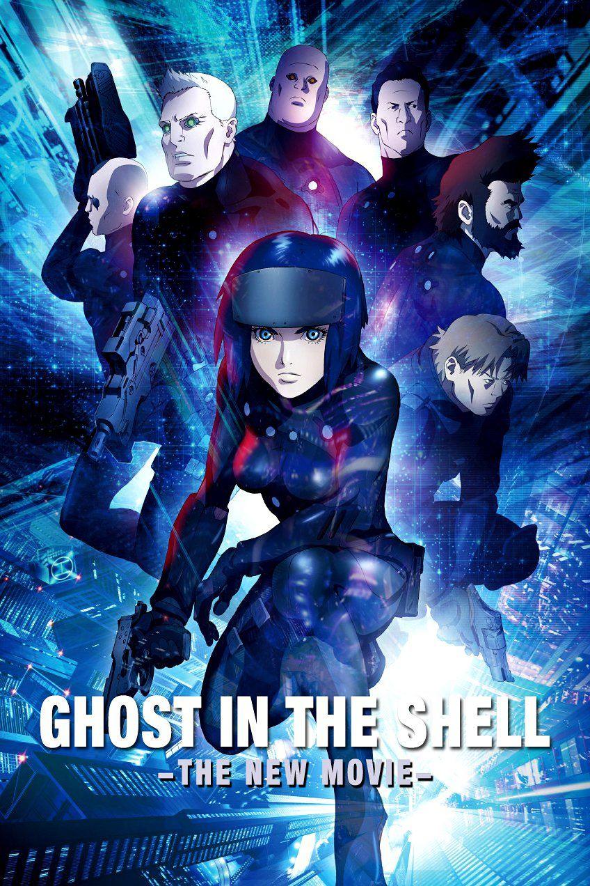 Filme Wie Ghost In The Shell
