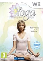 Jaquette Wii Yoga