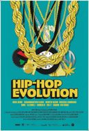 Affiche Hip Hop Evolution