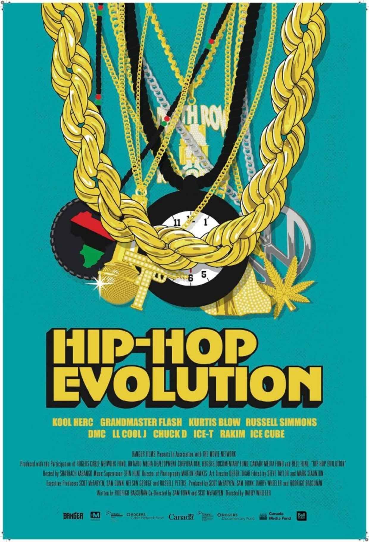 Hip Hop Evolution - Série (2016) - SensCritique