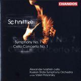 Pochette Symphony no. 7 / Cello Concerto no. 1