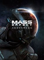 Jaquette Mass Effect : Andromeda