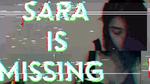 Jaquette SIM - Sara is missing