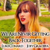 Pochette We Are Never Ever Getting Back Together (Single)