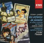 Pochette Les Enfants du paradis et autres musiques de films de Marcel Carné
