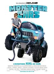 Affiche Monster Cars