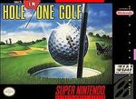 Jaquette HAL's Hole in One Golf