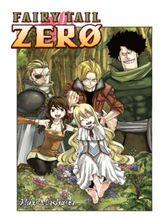 Couverture Fairy Tail - Zero