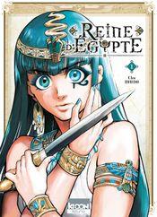 Couverture Reine d'Égypte
