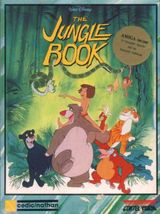 Jaquette The Jungle Book