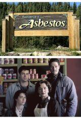 Affiche Asbestos