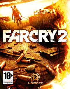 Jaquette Far Cry 2