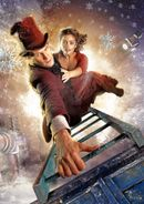 Affiche Doctor Who : The Snowmen