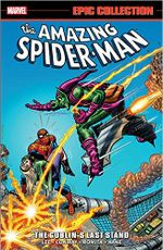 Couverture Amazing Spider-Man Epic Collection: The Goblin's Last Stand