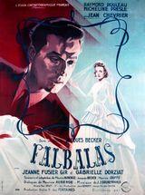 Affiche Falbalas