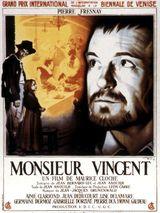 Affiche Monsieur Vincent