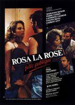 Affiche Rosa la rose, fille publique