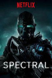 Affiche Spectral