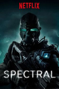 Affiche Spectral