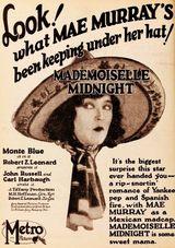 Affiche Mademoiselle Minuit