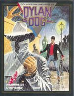 Couverture Mémoire de l'invisible - Dylan Dog, tome 2 (Collection 2 Heures 1/2)