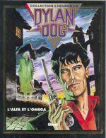 Couverture L'Alfa et l'Oméga - Dylan Dog, tome 3 (Collection 2 Heures 1/2)