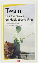 Couverture Les Aventures de Huckleberry Finn