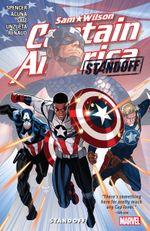 Couverture Standoff - Captain America : Sam Wilson (2015), tome 2