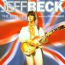 Pochette The Best of Jeff Beck featuring Rod Stewart