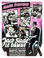 Affiche Jack Slade le damné