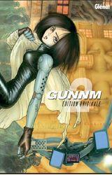 Couverture Gunnm, édition originale - tome 2