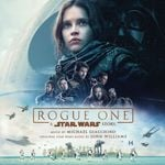 Pochette Rogue One: A Star Wars Story (OST)