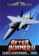 Jaquette After Burner II