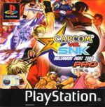 Jaquette Capcom vs. SNK Pro