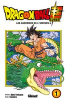 Couverture Dragon Ball Super