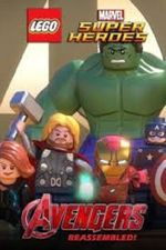 Affiche LEGO Marvel Super Heroes: Avengers Reassembled!