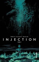 Couverture Injection, tome 1
