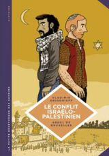 Couverture La petite Bédéthèque des Savoirs - Le Conflit israélo-palestinien