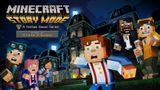 Jaquette Minecraft Story Mode : Épisode 6 : Portail vers le mystère