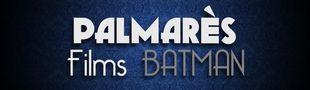 Cover Palmarès : Films Batman