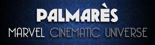 Cover Palmarès : Marvel Cinematic Universe