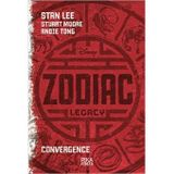 Couverture The Zodiac Legacy: Convergence