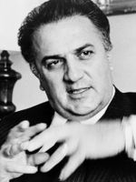 Photo Federico Fellini