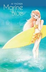 Couverture Marine Blue - Tome 2