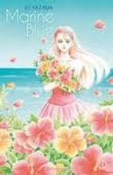 Couverture Marine Blue - Tome 4