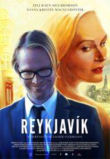 Affiche Reykjavík