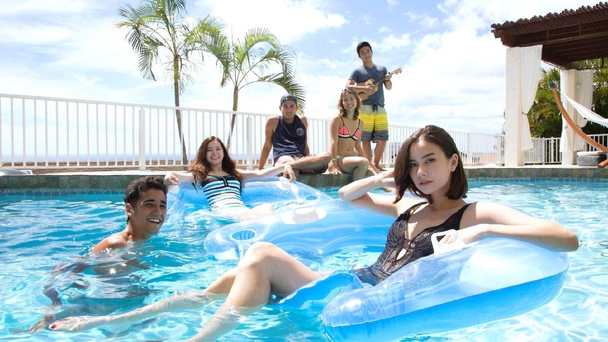 Saisons de Terrace House : Aloha State (2017) - SensCritique
