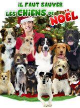 Affiche Il faut sauver les chiens de Noël